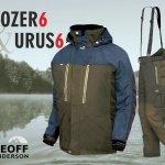 komplet GEOFF Anderson Dozer6 Urus6