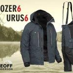komplet GEOFF Anderson Dozer6 Urus6 cerna