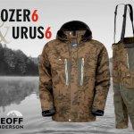 komplet GEOFF Anderson Dozer6 Urus6 leaf